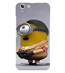 EPICCASE Hitler Minion Mobile Back Case Cover For Lenovo Vibe K5 Plus (Designer Case)