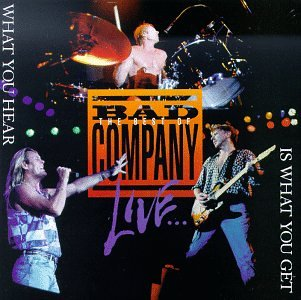 Bad Company - The Best of Bad Company Live.. - Zortam Music