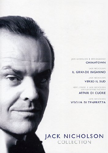 Jack Nicholson Collection [5 DVDs] [IT Import]