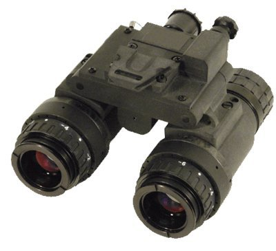 Night Optics Usa Bnvd-15 Gen 3 Auto Gated Pinicle Dual-Tube Stereoscopic Night Vision Goggles