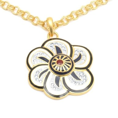 Flower Necklace||RF10F