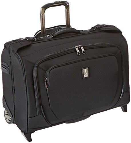 Travelpro Crew 10 Carry-On Rolling Garment Bag (22 Inch), Black, One Size (Garment Travel Bag On Wheels compare prices)