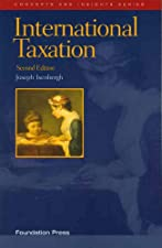 International Taxation by Joseph Isenbergh