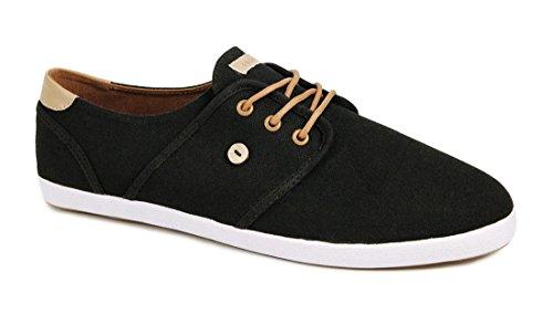FaguoCypress - Sneaker unisex adulto , Nero (Noir (003 Black)), 37