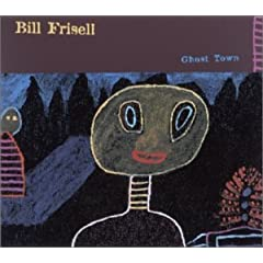 Bill Frisell, Ghost Town, CD cover