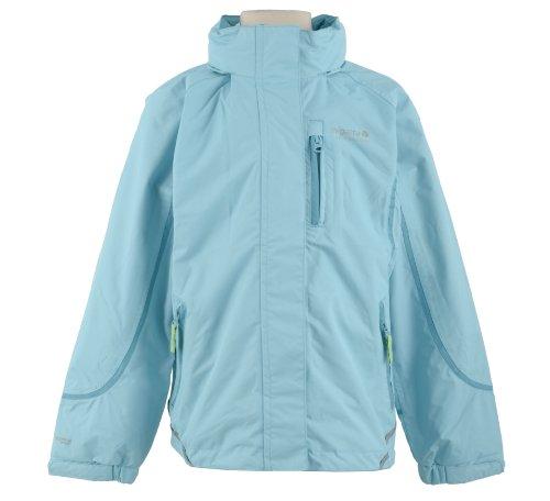 Regatta Mystic Dream Girls Waterproof Jacket Bright Red