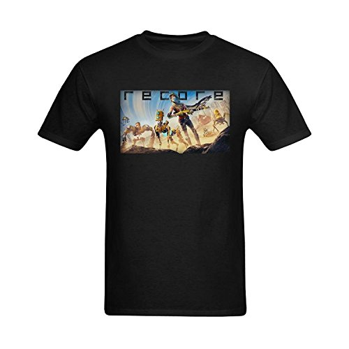 Men's ReCore Key Art Game Design T-Shirt