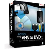Roxio Easy VHS To DVD For Mac