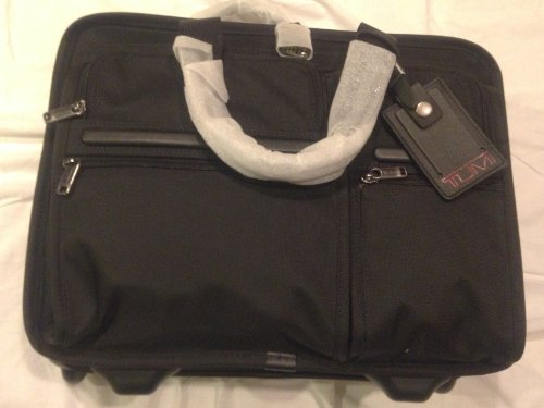 Tumi Tumi Wheeled Deluxe Expandable Brief with Computer Case 26103