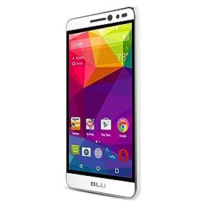BLU Studio Selfie - Smartphone - GSM Unlocked - White