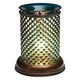 Scentsy Lampshade Collection - Blue Diamond Shade