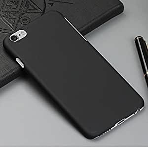 KraftLink High Quality Premium Rubberised Matte Finish Protective Shell Hard Back Case Cover For Gionee F103 Pro - Black