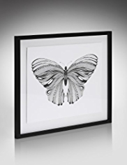 Conran Large Butterfly Wall Art