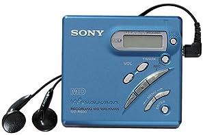 Sony MZ R500 - MiniDisc recorder