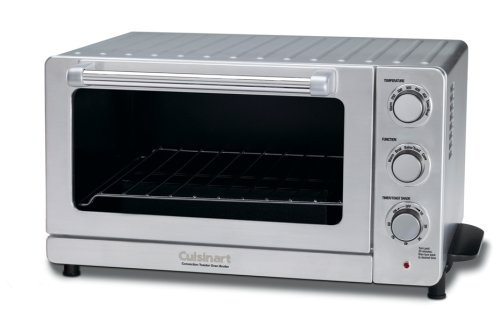 Cuisinart TOB-60 Convection Toaster Oven Broiler (Cusinart Toaster Oven Broiler compare prices)