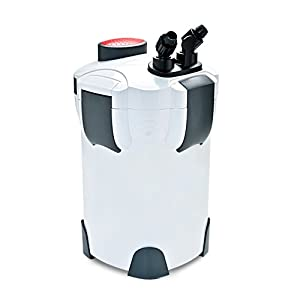 Aquatop CF300 3-Stage Canister Filter, 264 gph