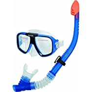 Intex Recreation55948Reef Rider Swim Goggles Mask & Snorkel-REEF RIDER SWIM SET