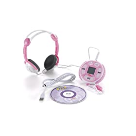 Fisher Price Kid Tough FP3 Song &#038; Story Player - Pink