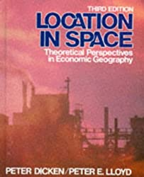 Location in Space:Theoretical Perspectives in Economic Geography (3rd Edition)