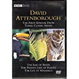 David Attenborough - The Life of Birds, The Private Life of Plants, and The Life of Mammals