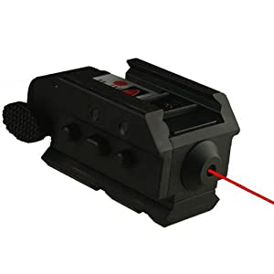 Ultimate Arms Gear Tactical Red Dot Compact Laser Sight with Pressure Switch For SIG... by Ultimate Arms Gear