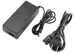 STK's JVC AP-V12U Camcorder AC Adapter Charger - for JVC GR-DVL520U, GR-D70U, GR-D30U, GR-D90U, GR-DVL120U, GR-DV500U, GR-DV800U, GR-DVL510U, GR-DVL820U, GR-SXM240, GR-SXM250U, GR-DVL320U, GR-DVL510, GR-DVL720U, GR-DVL725U, GR-DVL815U, GR-SXM240U, GR-SXM7