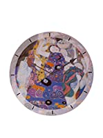 Artopweb Reloj De Pared Klimt Virgin