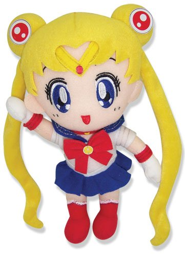 Great Eastern Sailor Moon Plush Doll image