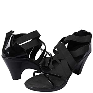 Catwalk Sandals Women 1824C Black