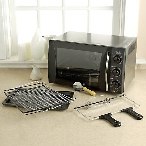 Wolfgang Puck Countertop Convection Oven : : Wolfgang Puck 42L Convection Oven BTOBR0065: Convection Countertop ...