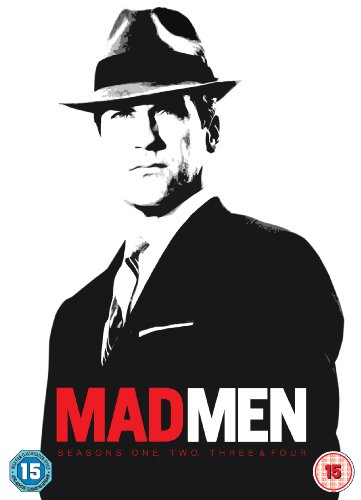Mad Men - Seasons 1-4 [DVD]