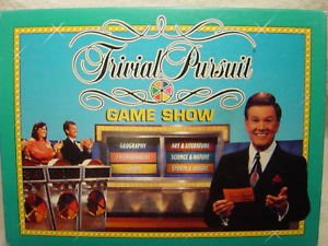 Trivial Pursuit Game Show