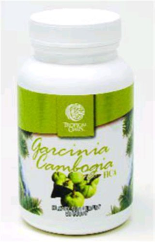 Tropical Oasis Garcinia Combogia Capsules, 90 Count