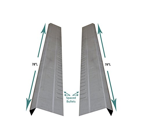1999-07 Chevy Silverado and GMC Sierra Universal 4dr Extended Cab Outer Rocker Panels (Pair) (2003 Chevy Rocker Panels compare prices)