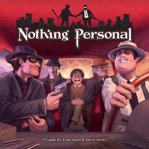 Nothing Personal - 330411 - Jeux De Société