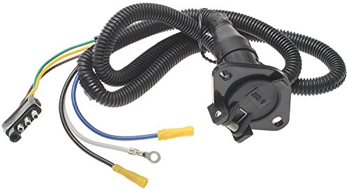 ACDelco TC176 Professional Inline to Trailer Wiring Harness Connector (Jaguar Harness compare prices)