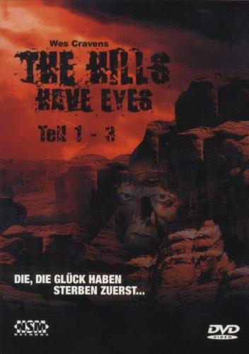 The Hills Have Eyes - Teil 1 - 3 Uncut (3 DVDs)