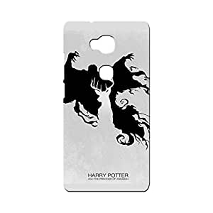 BLUEDIO Designer Printed Back case cover for Huawei Honor X - G1078