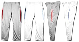 Anaconda Sports® PANT Full Length Pro Quality Adult Color Insert Baseball Pants