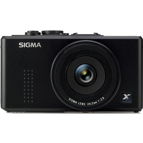 シグマ デジタルカメラ DP2x 1406万画素 APS-Cサイズ CMOSセンサー 41mm F2.8相当(35mm換算) RAW撮影可能 Foveonセンサー搭載