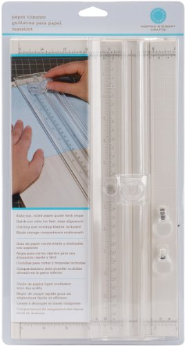 Martha Stewart Crafts 12-Inch Simple Paper Trimmer