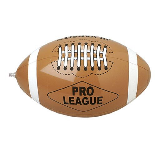 "One Inflatable Football Design 16"" Beach Ball - 1"
