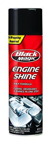Black Magic BM22018 2-in-1 Engine Shine, 20 oz. (Car Engine Warm compare prices)