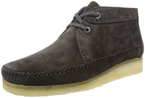 clarks-originals-mens-weaver-charcoal-suede-boots-45-eu