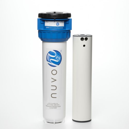 nuvoH2O Manor Complete Salt-Free Water Softening System