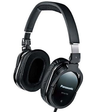 Panasonic ステレオヘッドホン 密閉型ダイナミックステレオヘッドホン ブラック RP-HX700-K