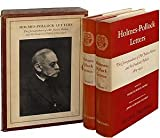 Holmes-Pollock Letters; The Correspondence of Mr Justice Holmes and Sir Frederick Pollock, 1874-1932.