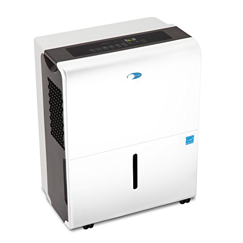 Whynter RPD-711DWP Elite D-Series Energy Star Portable Dehumidifier, 70-Pint (70 Pints Dehumidifier compare prices)