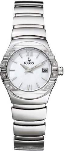 Bulova Women'S Diamond Collection Watch #96R002
