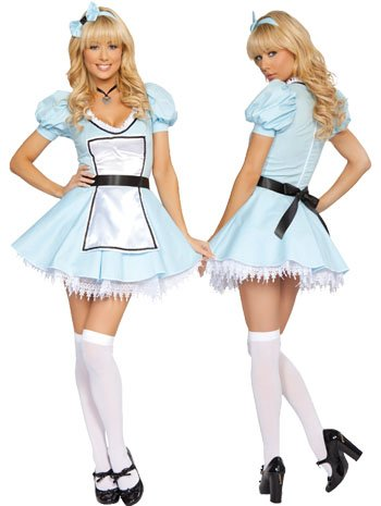 Sweet Alice Costume - Medium/Large - Dress Size 6-10